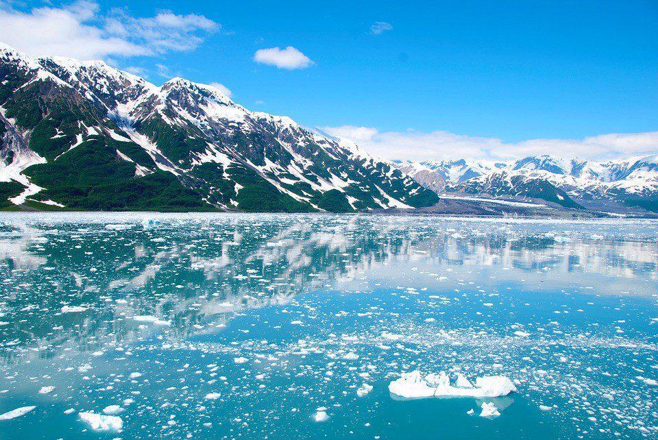stai uniti ALASKA