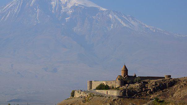 armenia monte ararat