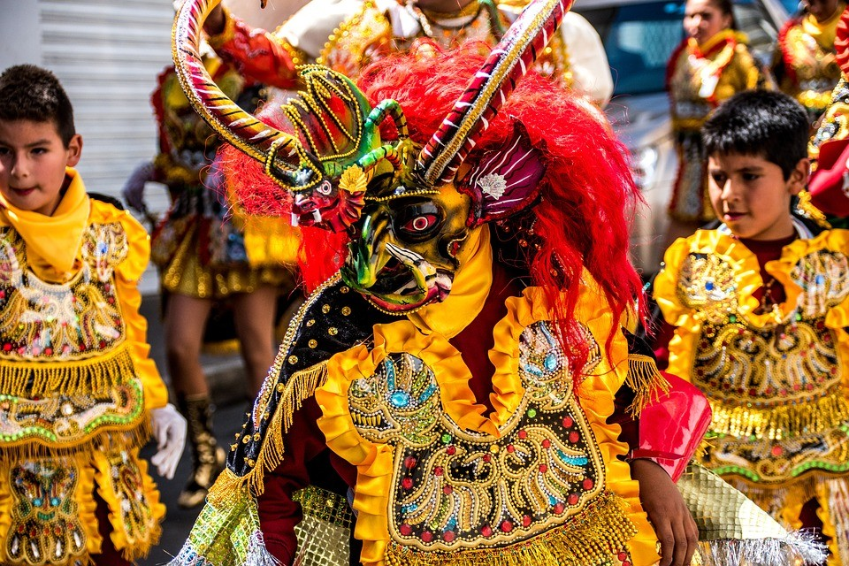bolivia festival fradizionale  - BOLIVIA - Home