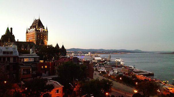 CANADA quebec city  - CANADA 5 - Canada: Tour dell'Ovest – Tour di Gruppo