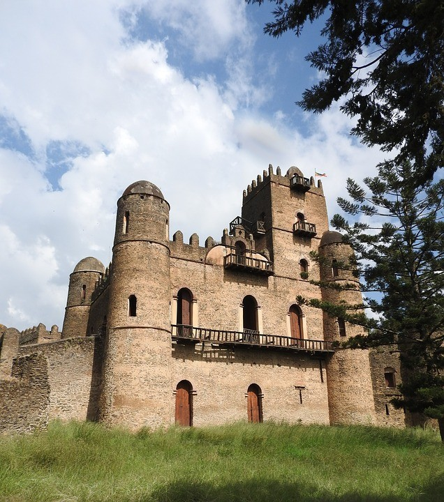 etiopia castello  - ETIOPIA 3 - Etiopia: Tour Historic Route – Tour di Gruppo