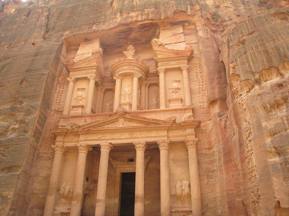 giordania petra  - GIORDANIA 2 - Giordania e Gerusalemme – Tour di Gruppo