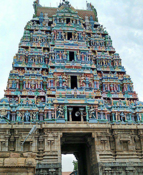 india del sud tempio