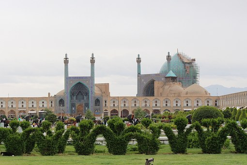 iran moschea