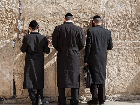 israele muro del pianto