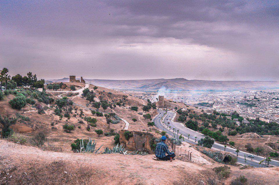 marocco paesaggio
