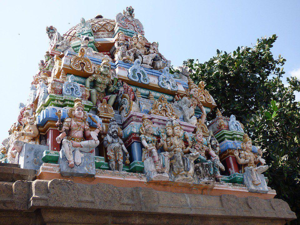 india del sud tempio  - SOUTH INDIA - Il Meglio dell'India del Sud – Tour di Gruppo