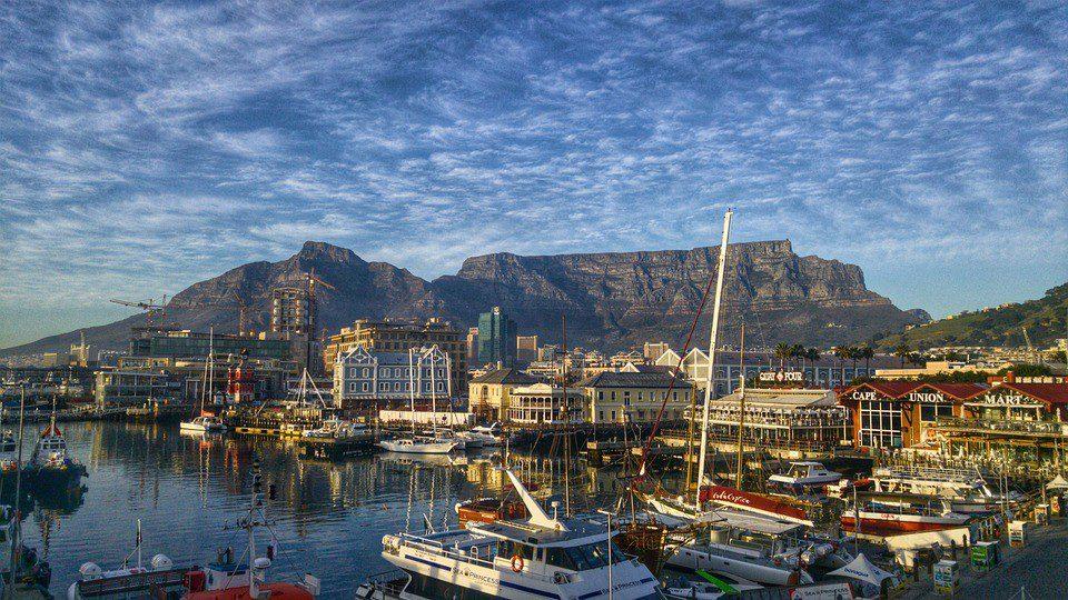 sudafrica città del capo