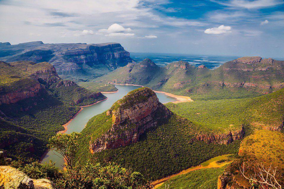 sudafrica panorama  - SUDAFRICA3 - Best of South Africa – Tour di Gruppo