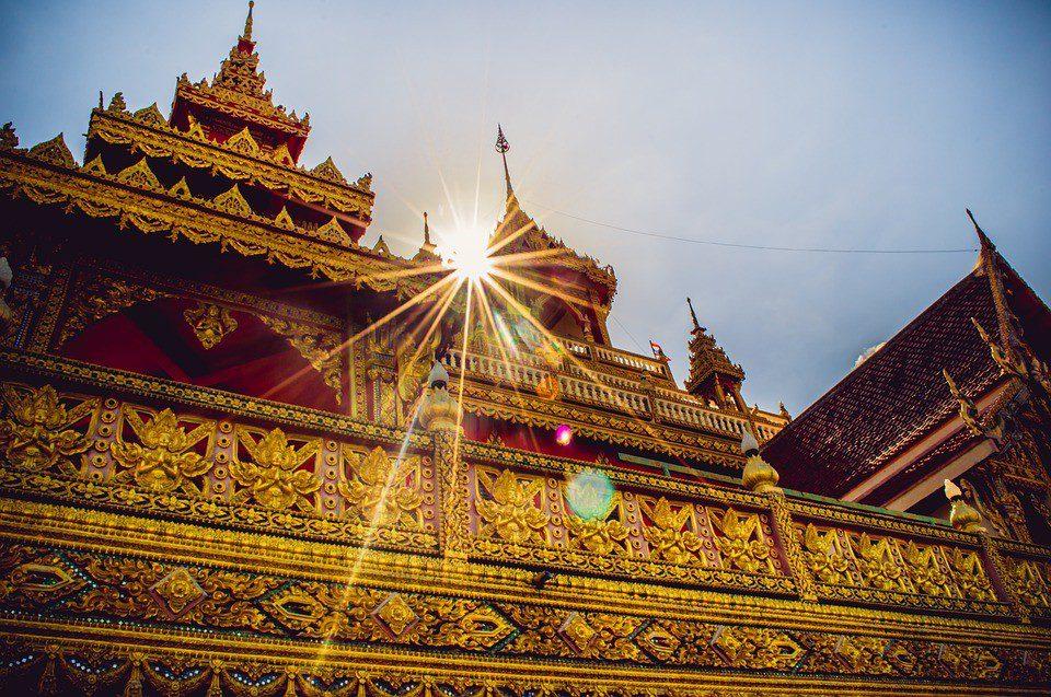 thailandia bangkok palazzo  - THAILANDIA 4 - Thailandia: Il Festival delle Lanterne – Tour di Gruppo