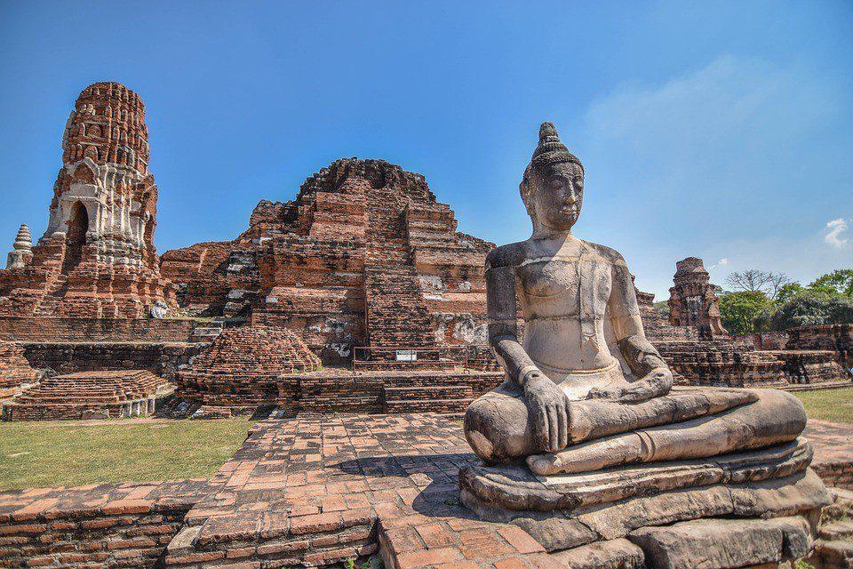 thailandia sukhothai  - THAILANDIA 5 - Thailandia: Il Festival delle Lanterne – Tour di Gruppo