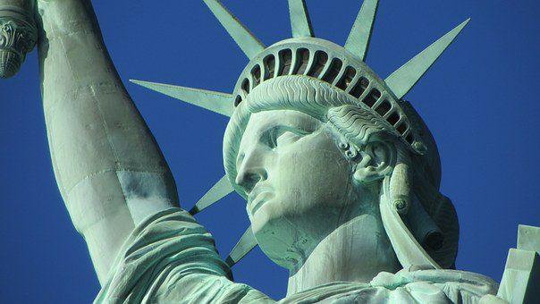 usa statua della libertà