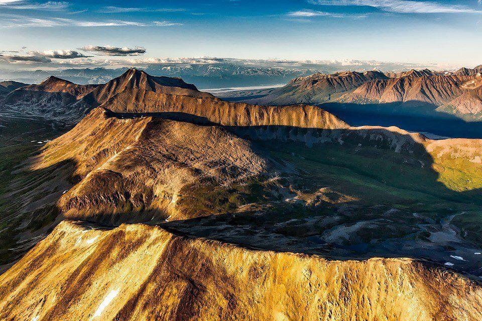 alaska paesaggio