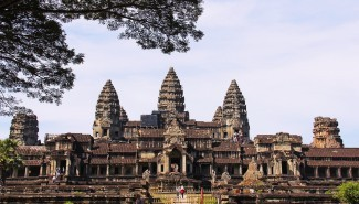 angkor wat cambogia  Cambogia: Tour Angkor – Tour di Gruppo angkor