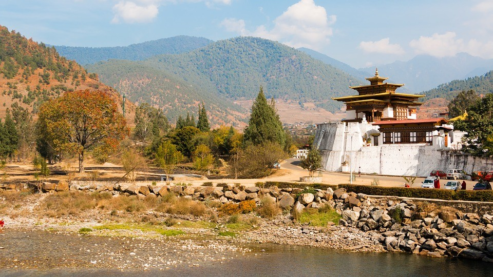 bhutan paesaggio  - bhutan 1 - Bhutan Terra di Sorrisi – Tour di Gruppo