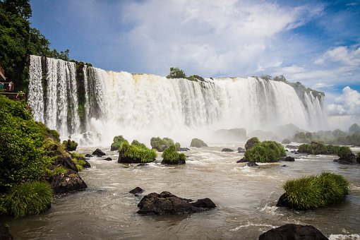 Argentina cascate iguazu
