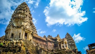 cambogia angkor wat particolare