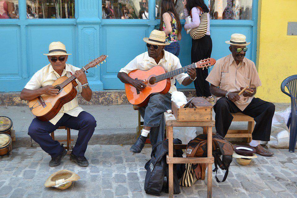 cuba musica di strada