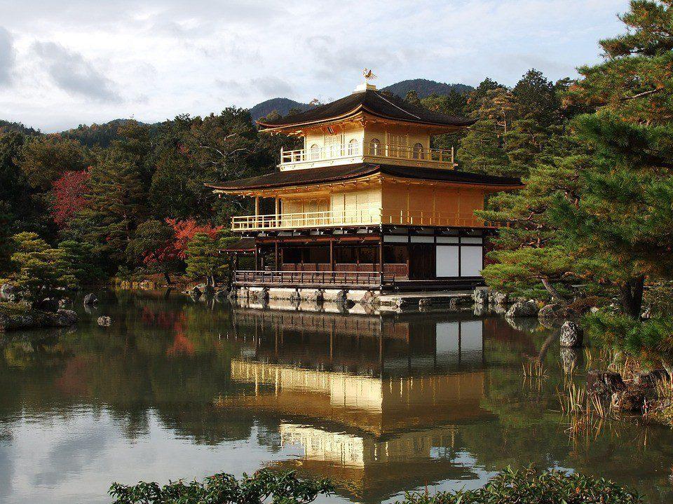giappone kyoto tempio d'oro  - giappone3 - Giappone in Libertà – Tour Individuale