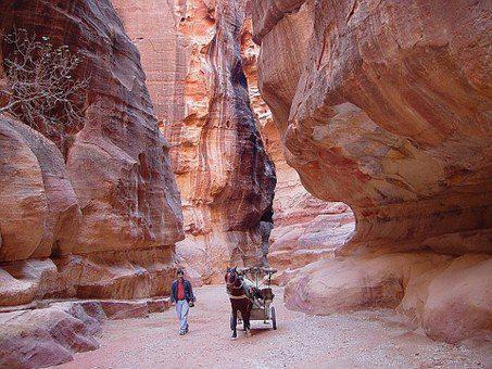 giordania siq  - giordania 20 - Giordania e Gerusalemme – Tour di Gruppo