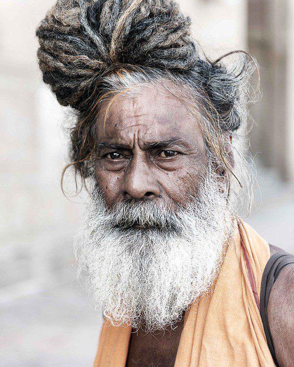 india ritratto uomo  - india ritratto - Colors of India – Tour di Gruppo