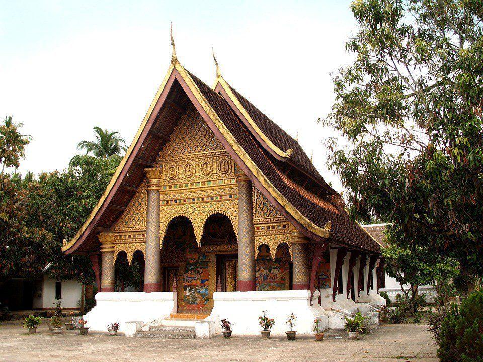 laos tempio