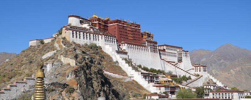 tibet lhasa potala