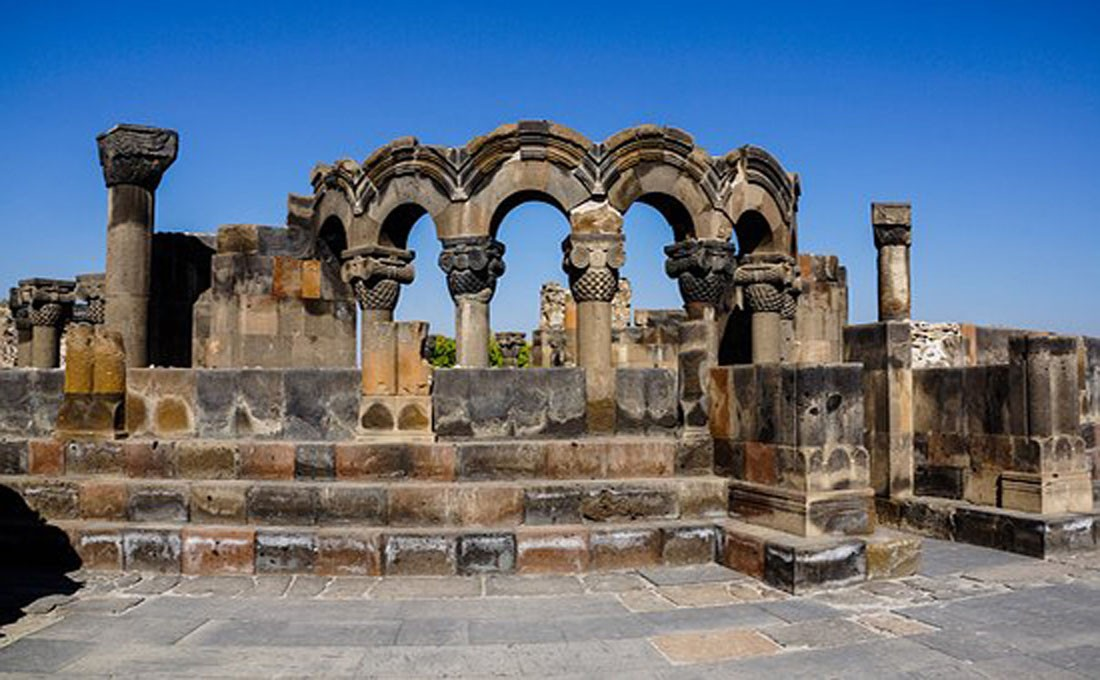 armenia garni  Medio Oriente ARMENIA 4