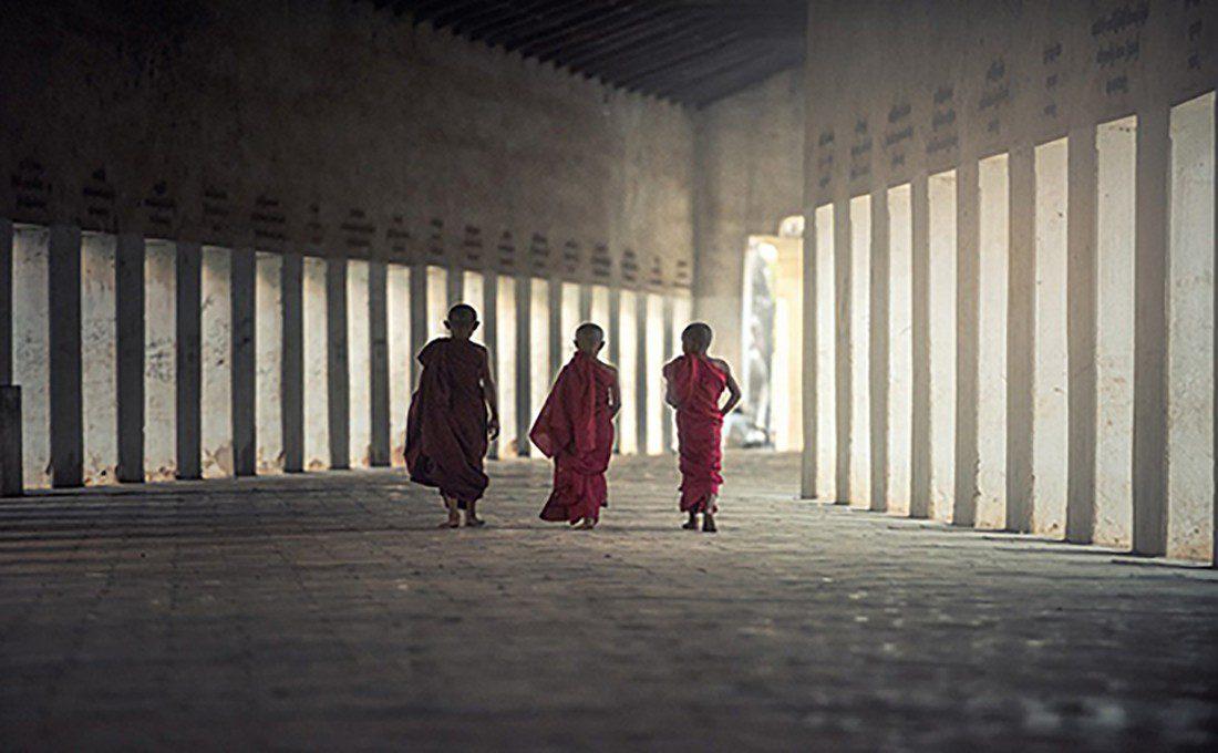 birmania novizi  - BIRMANIA 4 - Birmania