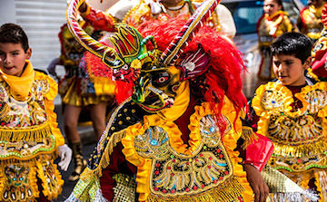 bolivia festival