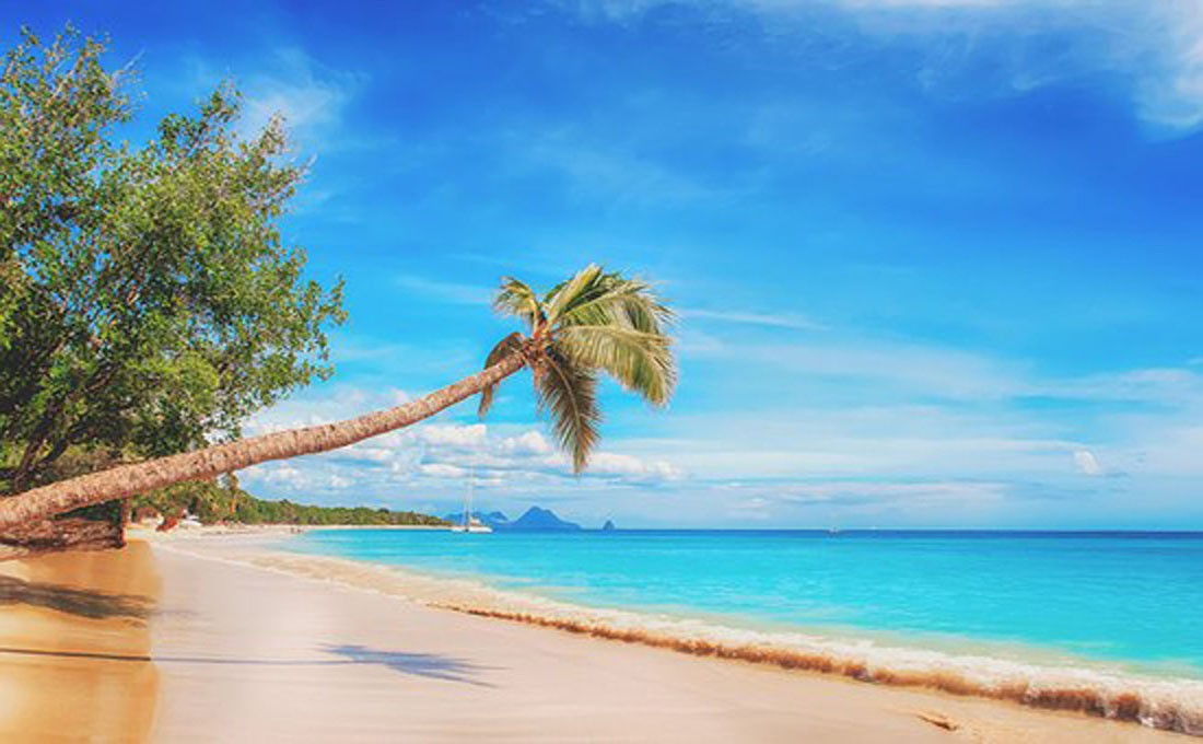 caraibi spiaggia  - CARAIBI2 - Centro e Sud America