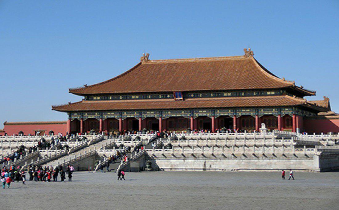 cina pechino città proibita  - CINA 10 - Cina