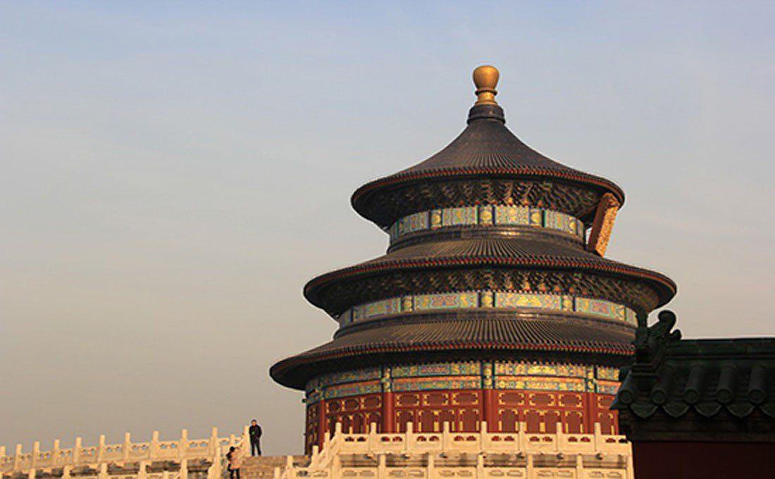 cina tempio del cielo pechino  - CINA 6 - Cina