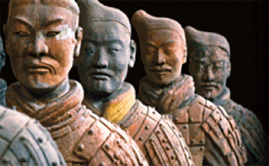 cina esercito di terracotta  Cina – Tour di gruppo a date fisse CINA ESSENZIALE