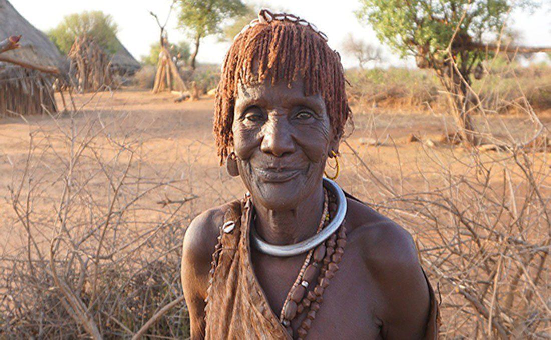 etiopia uomo tribu  - ETIOPIA 1 - Etiopia