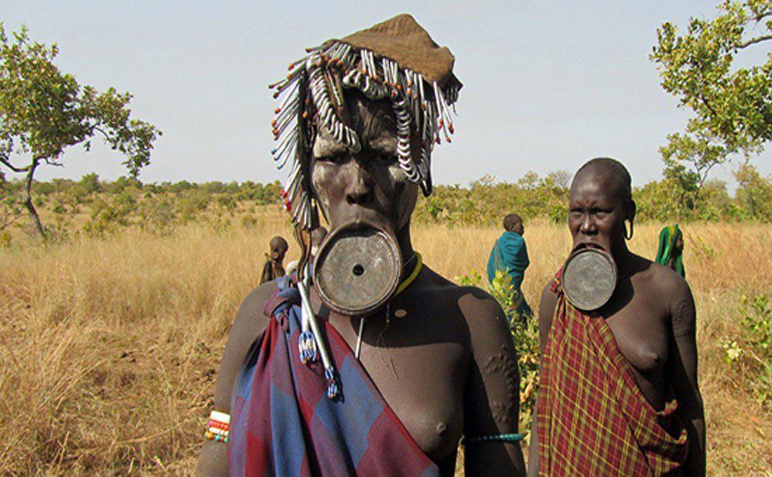 etiopia tribù  - ETIOPIA 2 - Etiopia