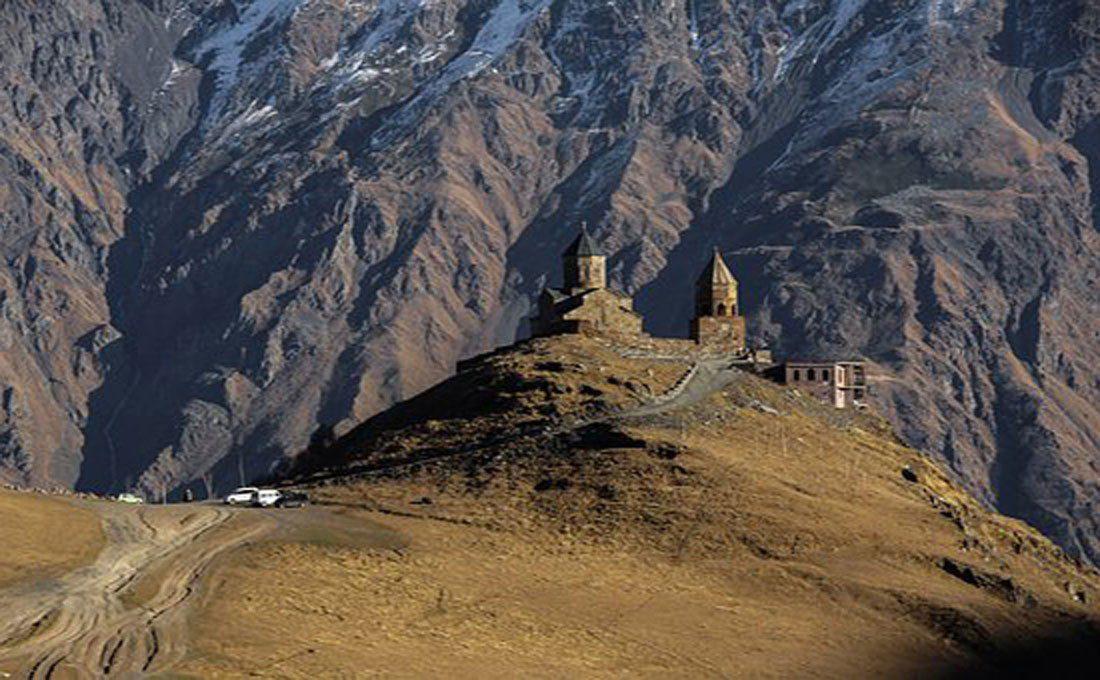 GEORGIA monastero