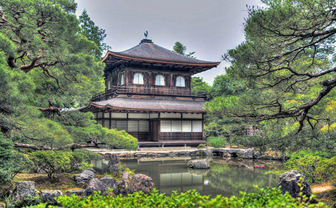 giappone giardino kyoto  - GIAPPONE 8 - Giappone