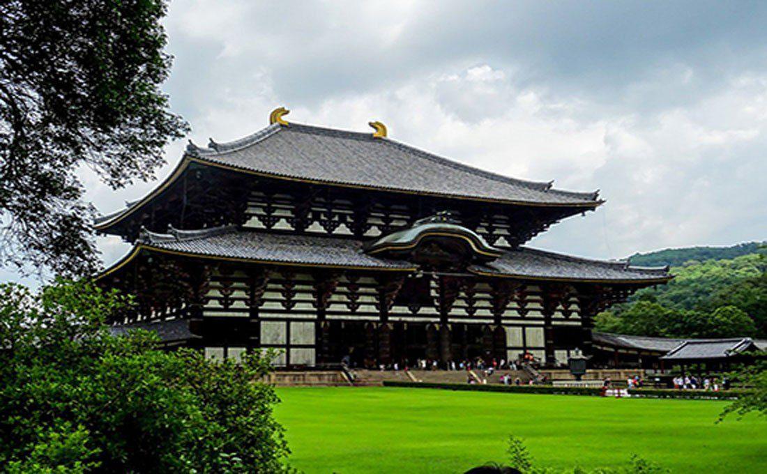 giappone santuario nara  - GIAPPONE 9 - Giappone