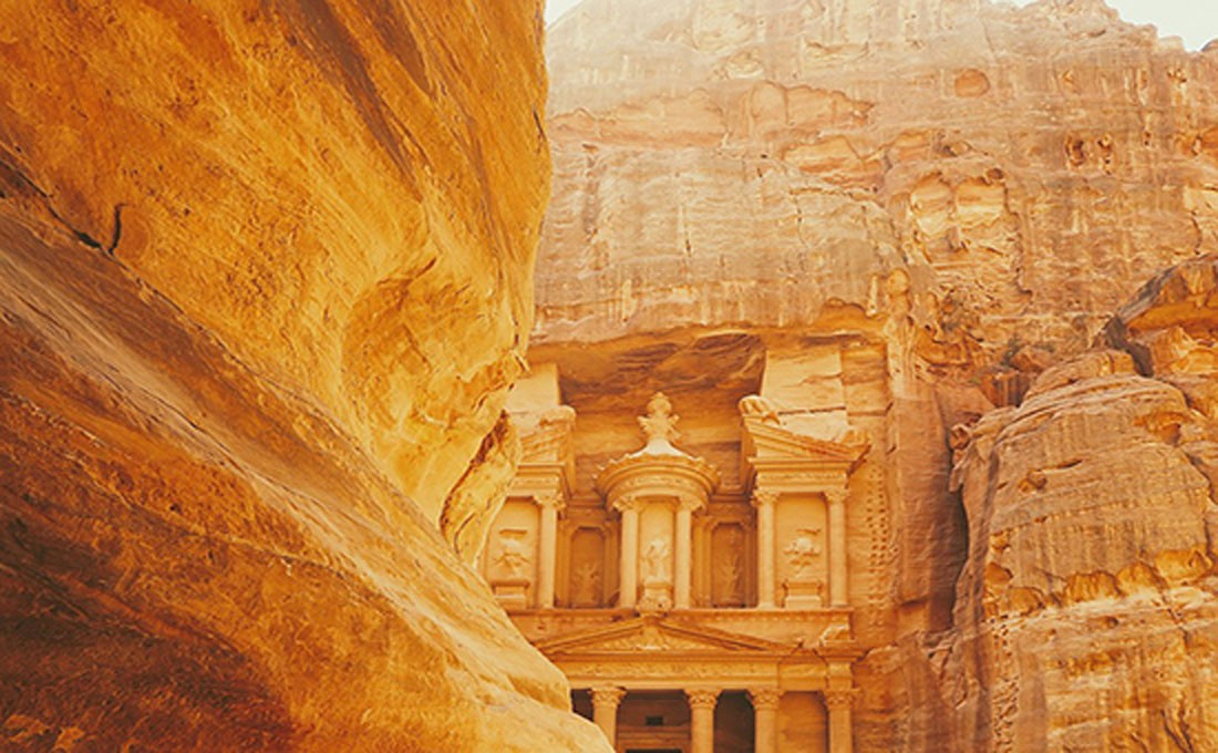 petra giordania  Medio Oriente GIORDANIA 3