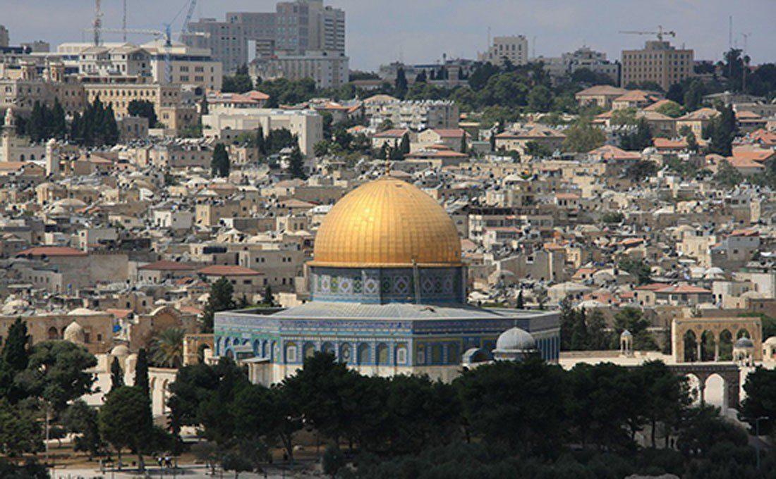 gerusalemme moschea  - ISRAELE 1 - Medio Oriente