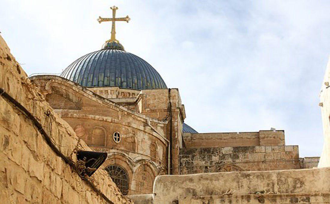gerusalemme israele chiesa cristiana  - ISRAELE 4 - Israele