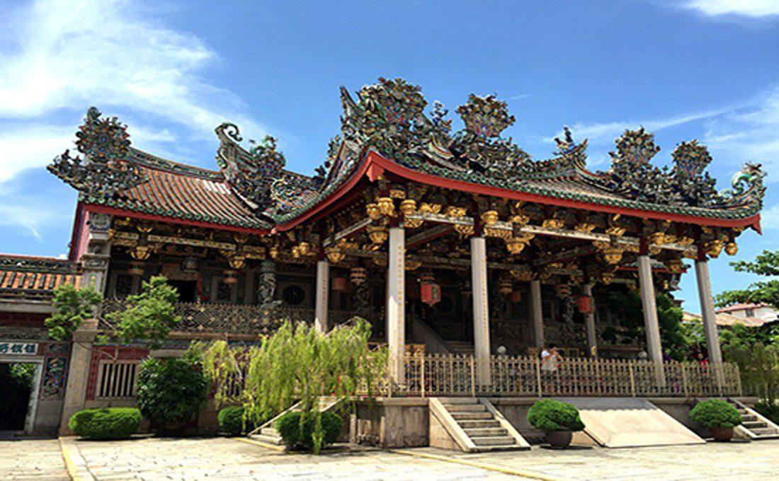 malesia tempio