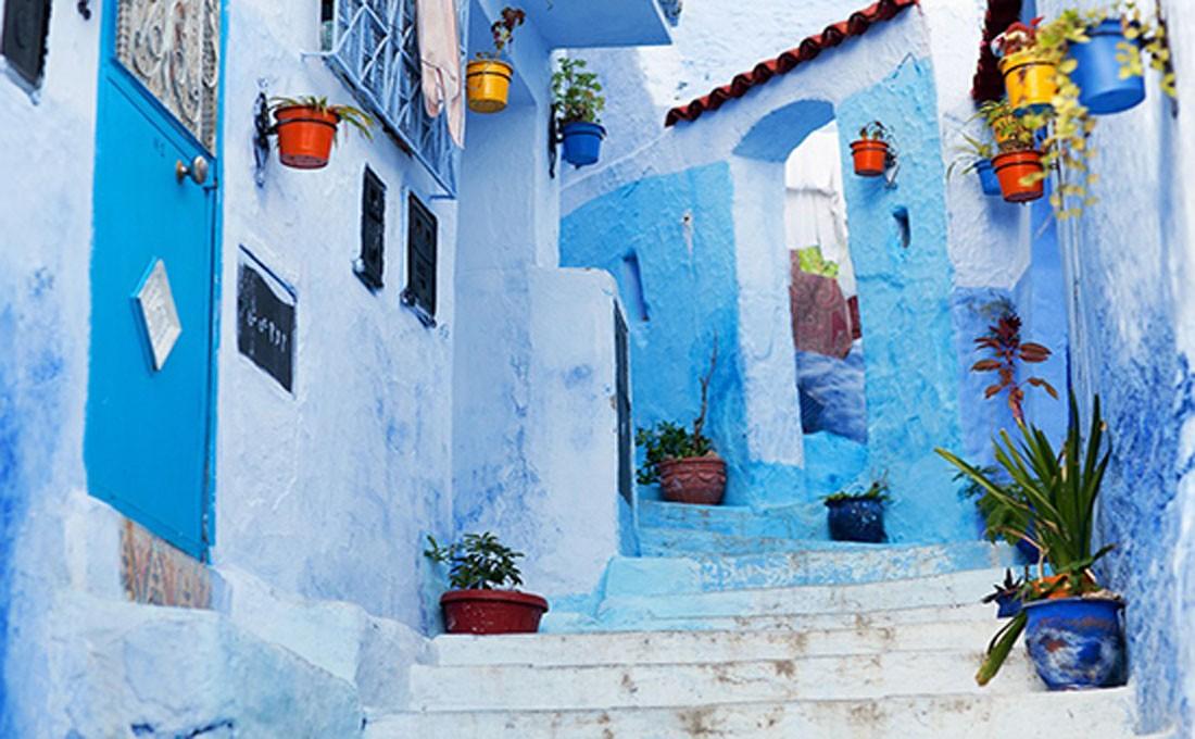 marocco chefchaouen  - MAROCCO 10 - Home