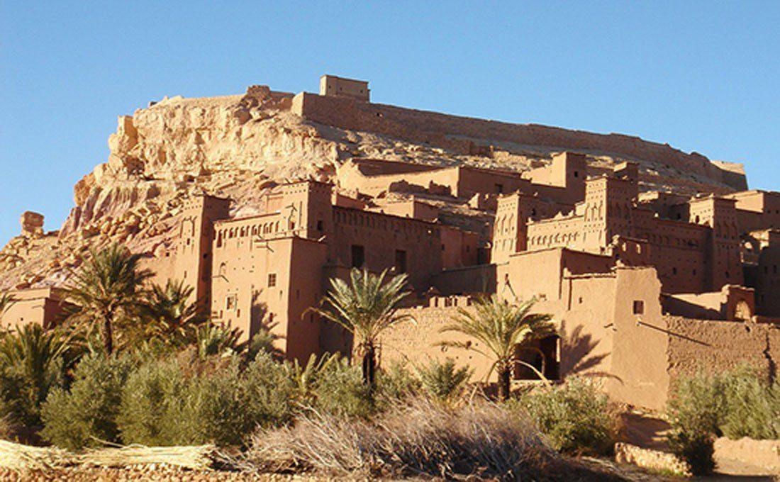 marocco ait benhaddhou  - MAROCCO 5 - Marocco
