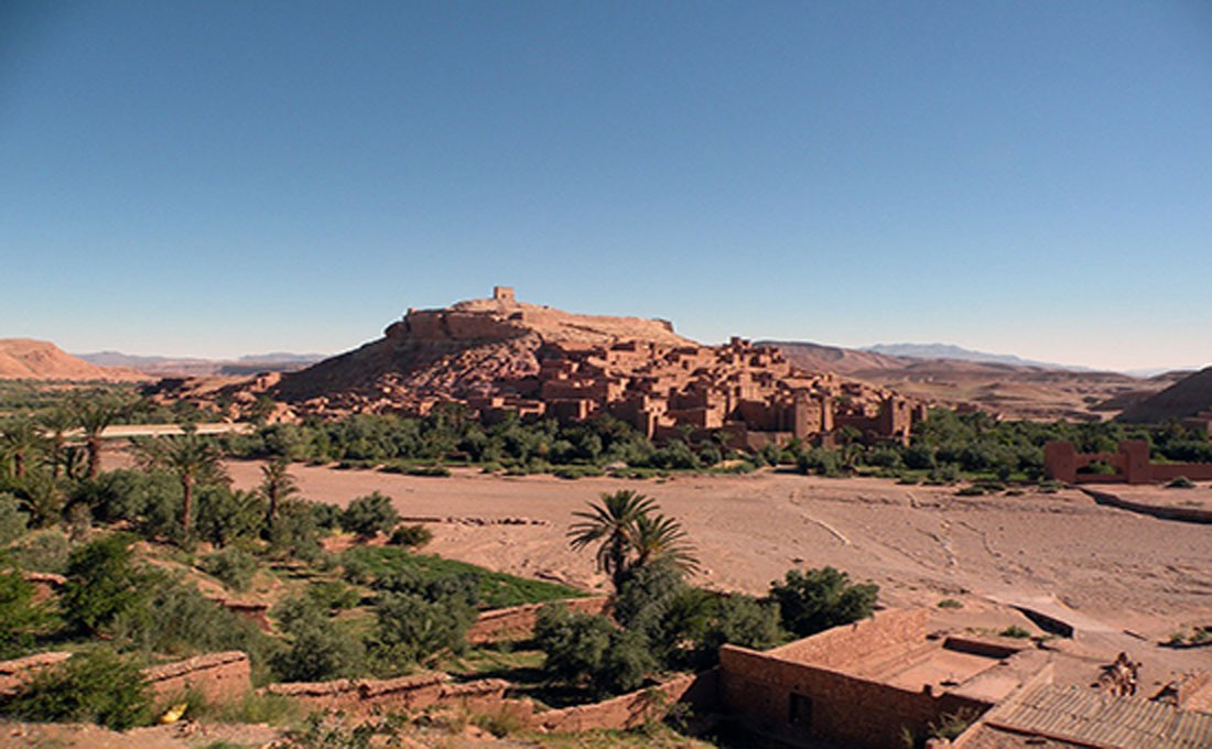 marocco ait benhaddhou  - MAROCCO 8 - Marocco