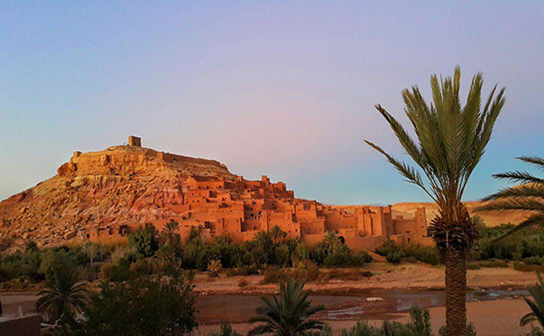 MAROCCO kasbah ait benhaddhou  - MAROCCO - Piccoli gruppi a date fisse