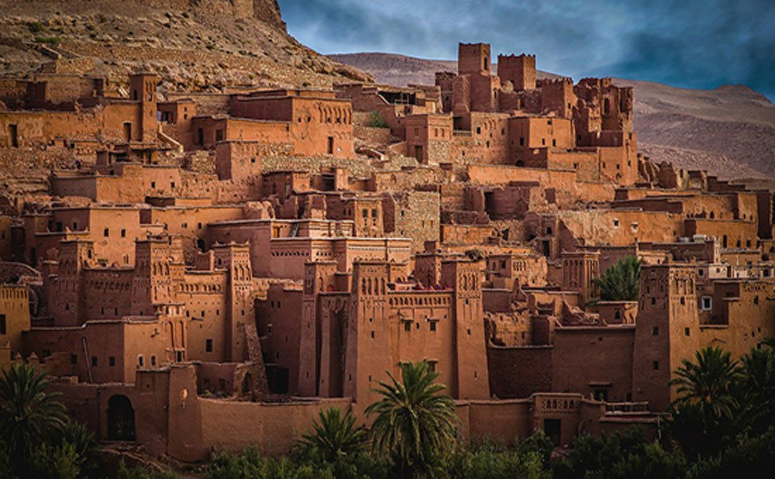 MAROCCOait benhaddhou  - MAROCCO2 - Marocco