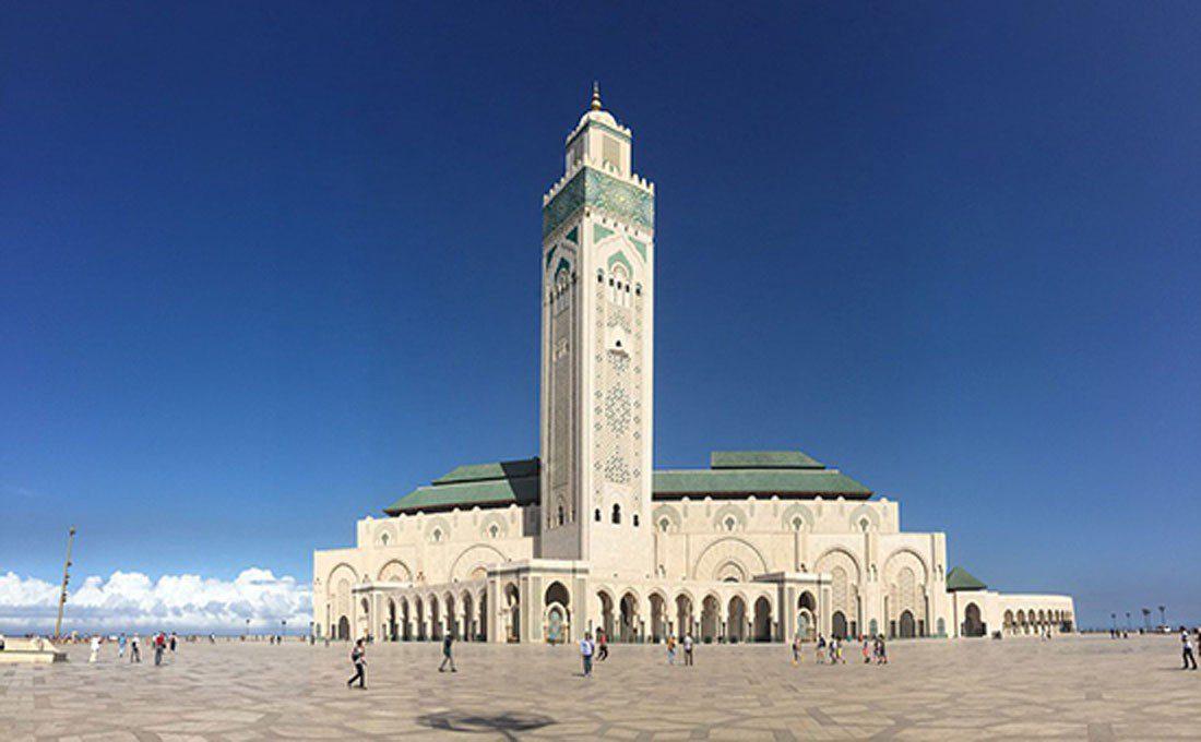marocco moschea hassan il meglio del marocco - MAROCCO5 - Pasqua in Marocco: oltre le città imperiali