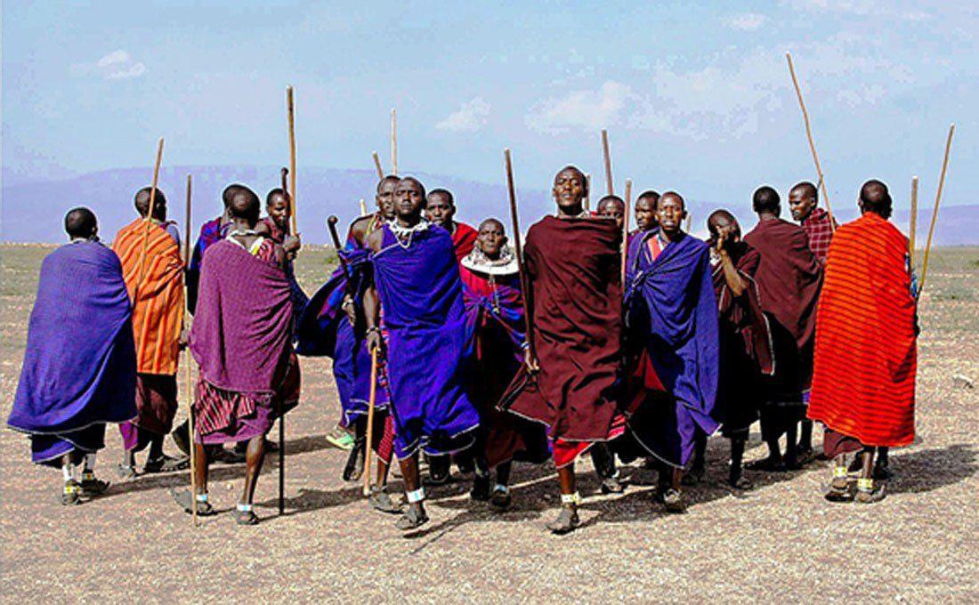 tanzania tribu locale